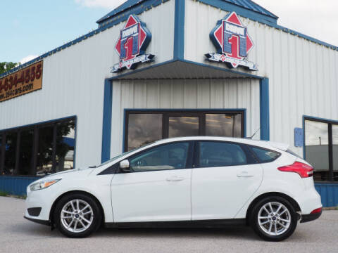 2016 Ford Focus for sale at DRIVE 1 OF KILLEEN in Killeen TX