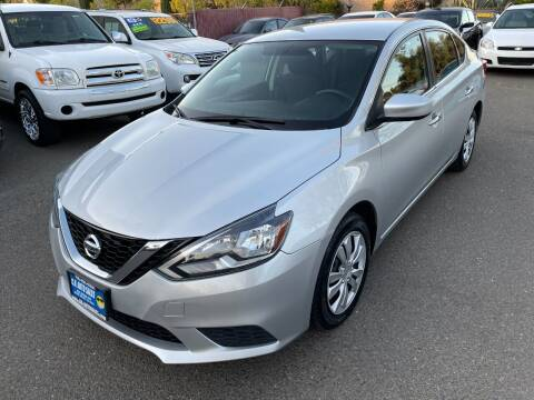 2017 Nissan Sentra for sale at C. H. Auto Sales in Citrus Heights CA