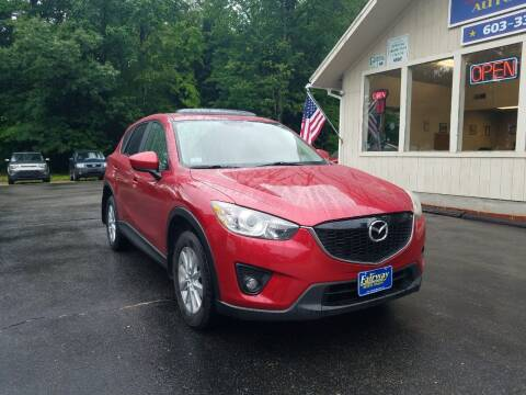 2014 Mazda CX-5 for sale at Fairway Auto Sales in Rochester NH