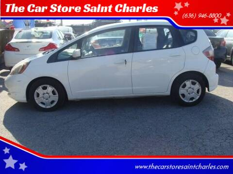 2013 Honda Fit for sale at The Car Store Saint Charles in Saint Charles MO