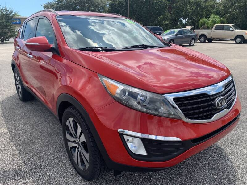 2011 Kia Sportage for sale at The Car Connection Inc. in Palm Bay FL