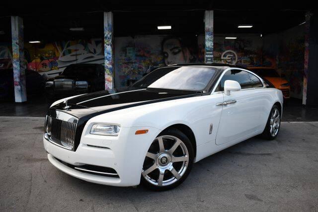 2016 Rolls-Royce Wraith for sale in Miami, FL