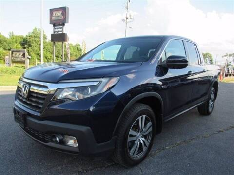 2017 Honda Ridgeline for sale at J T Auto Group in Sanford NC