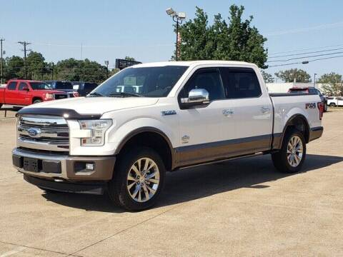 2017 Ford F-150 for sale at Tyler Car  & Truck Center in Tyler TX