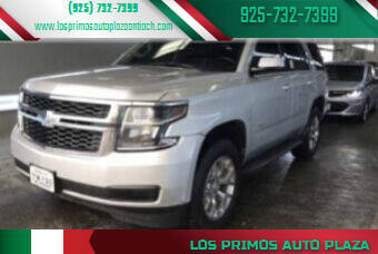 2015 Chevrolet Tahoe for sale at Los Primos Auto Plaza in Antioch CA