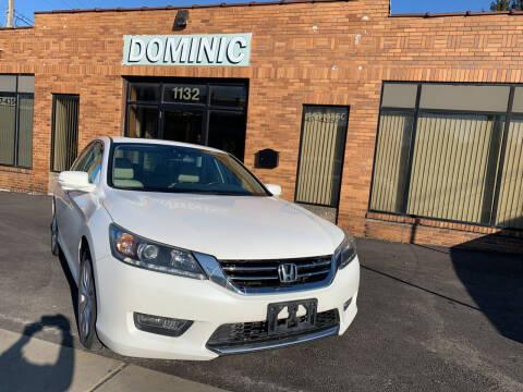 2015 Honda Accord for sale at Dominic Sales LTD in Syracuse NY
