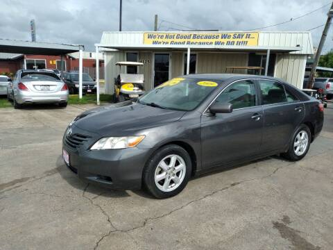2009 Toyota Camry for sale at Taylor Trading Co in Beaumont TX