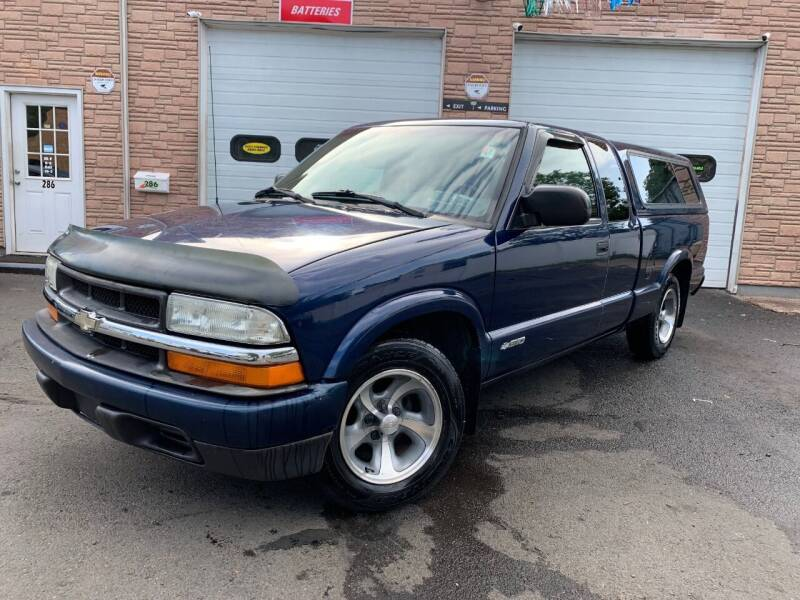 2003 Chevrolet S-10 for sale at West Haven Auto Sales in West Haven CT