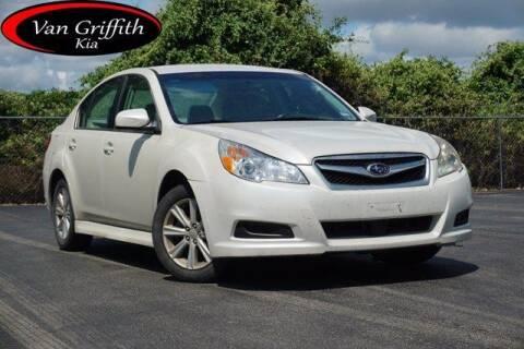 2011 Subaru Legacy for sale at Van Griffith Kia Granbury in Granbury TX
