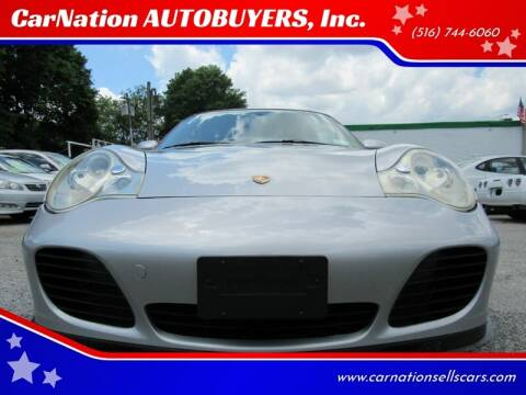 2002 Porsche 911 for sale at CarNation AUTOBUYERS, Inc. in Rockville Centre NY