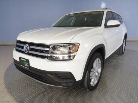 2018 Volkswagen Atlas for sale at Hagan Automotive in Chatham IL