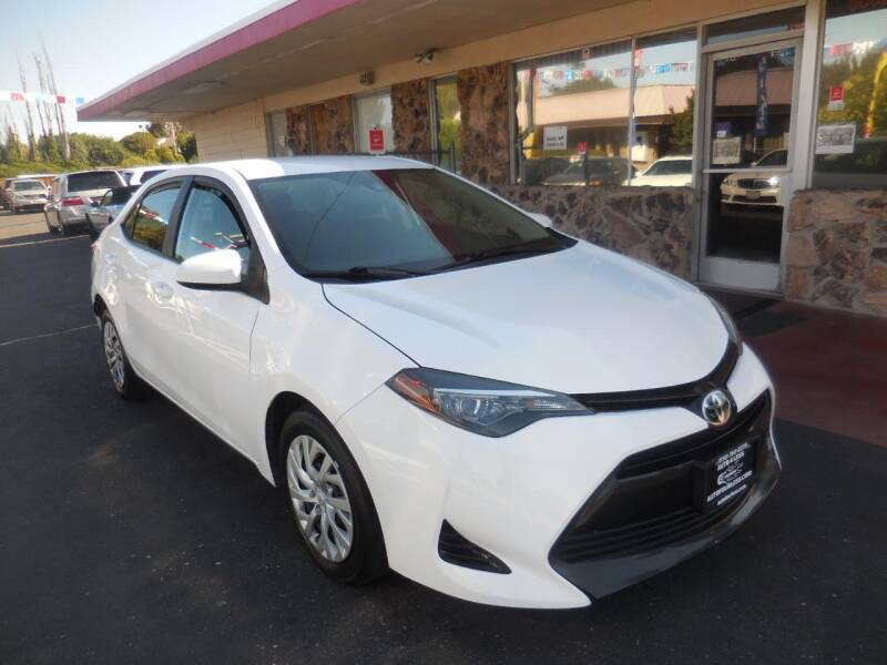 2017 Toyota Corolla for sale at Auto 4 Less in Fremont CA