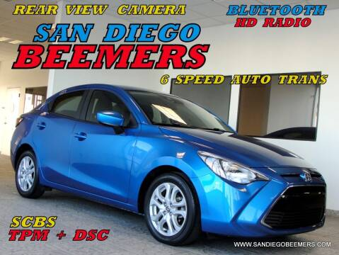 2016 Scion iA for sale at SAN DIEGO BEEMERS in San Diego CA