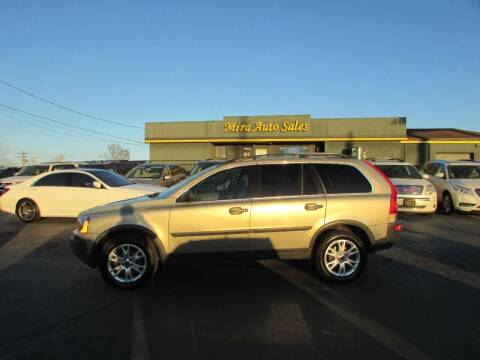2004 Volvo XC90 for sale at MIRA AUTO SALES in Cincinnati OH