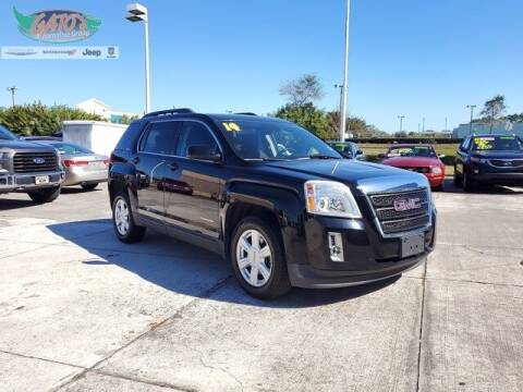2014 GMC Terrain for sale at GATOR'S IMPORT SUPERSTORE in Melbourne FL