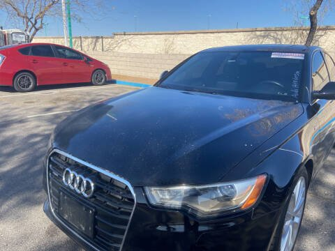 2012 Audi A6 for sale at BELOW BOOK AUTO SALES in Idaho Falls ID