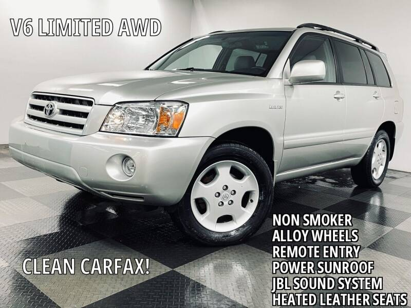 2005 Toyota Highlander for sale at CarCo Direct in Cleveland OH