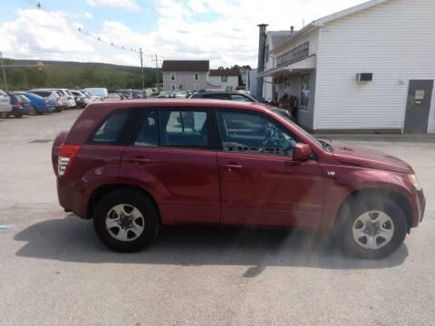 2008 Suzuki Grand Vitara for sale at ROUTE 119 AUTO SALES & SVC in Homer City PA