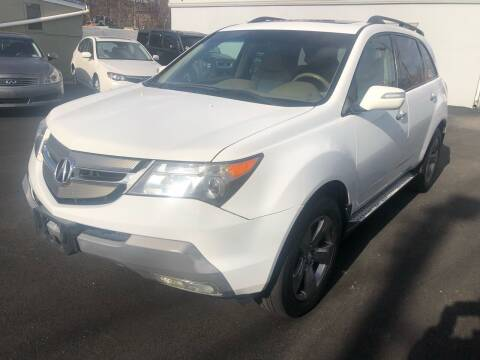 2007 Acura MDX for sale at Pinnacle Automotive Group in Roselle NJ