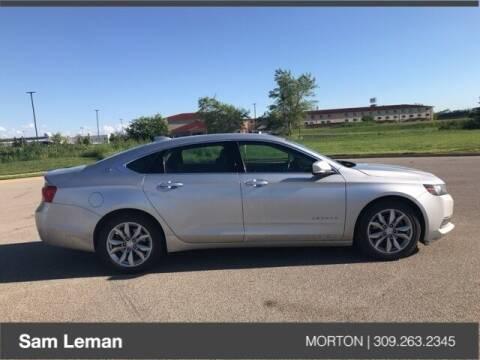 2016 Chevrolet Impala for sale at Sam Leman CDJRF Morton in Morton IL
