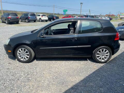 2009 Volkswagen Rabbit for sale at Tri-Star Motors Inc in Martinsburg WV