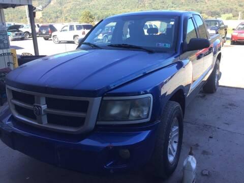 2010 Dodge Dakota for sale at Troys Auto Sales in Dornsife PA