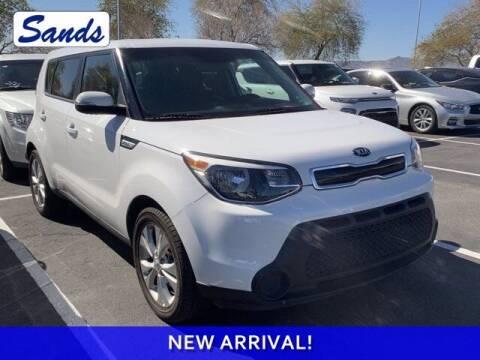 2014 Kia Soul for sale at Sands Chevrolet in Surprise AZ