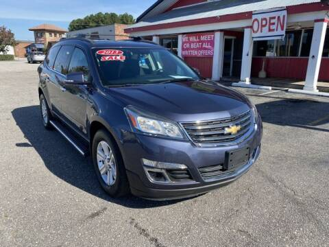 2013 Chevrolet Traverse for sale at Sell Your Car Today in Fayetteville NC