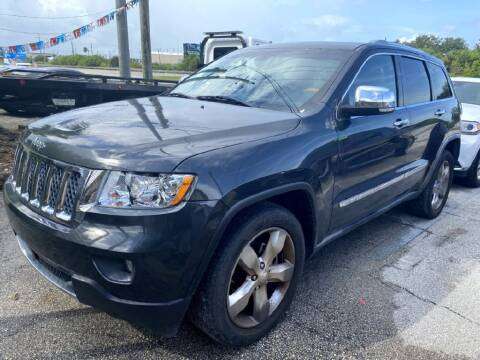 2011 Jeep Grand Cherokee for sale at ROCKLEDGE in Rockledge FL
