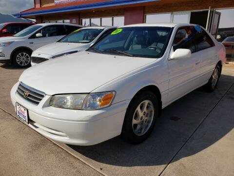 2000 Toyota Camry for sale at Ohana Motors in Lihue HI
