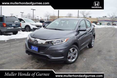 2022 Honda HR-V for sale at RDM CAR BUYING EXPERIENCE in Gurnee IL