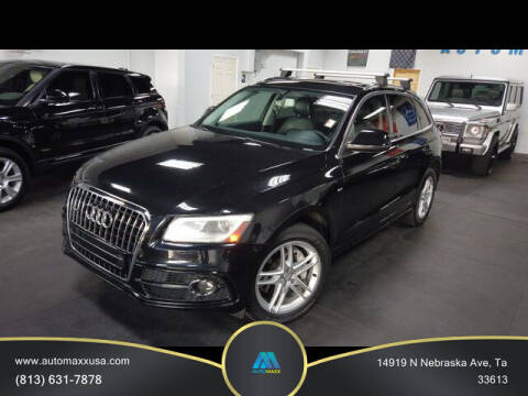 2013 Audi Q5 for sale at Automaxx in Tampa FL