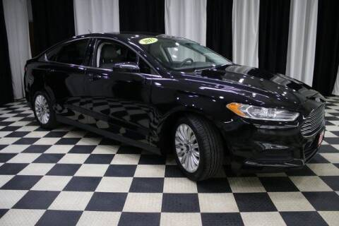 2015 Ford Fusion Hybrid for sale at SPEEDWAY AUTO MALL INC in Machesney Park IL