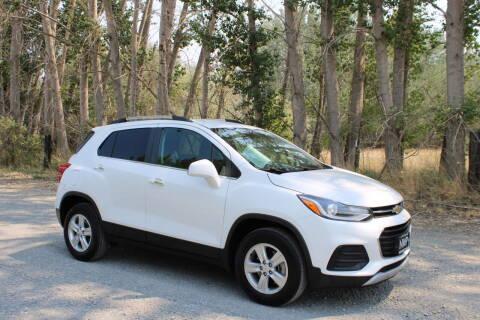 2019 Chevrolet Trax for sale at Northwest Premier Auto Sales in West Richland WA