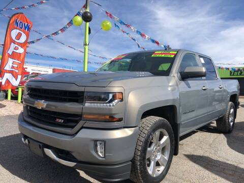 2017 Chevrolet Silverado 1500 for sale at 1st Quality Motors LLC in Gallup NM