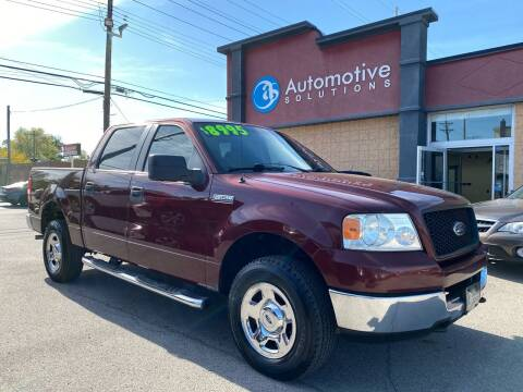 2005 Ford F-150 for sale at Automotive Solutions in Louisville KY