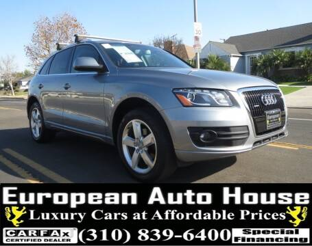 2010 Audi Q5 for sale at European Auto House in Los Angeles CA