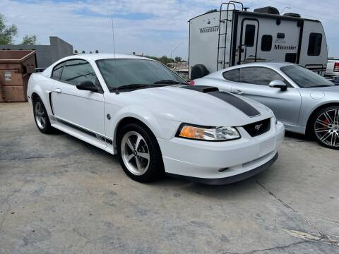 2004 Ford Mustang for sale at TANQUE VERDE MOTORS in Tucson AZ