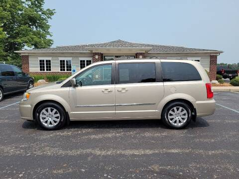 2014 Chrysler Town and Country for sale at Pierce Automotive, Inc. in Antwerp OH