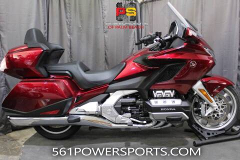 2018 Honda Gold Wing Tour for sale at Powersports of Palm Beach in Hollywood FL