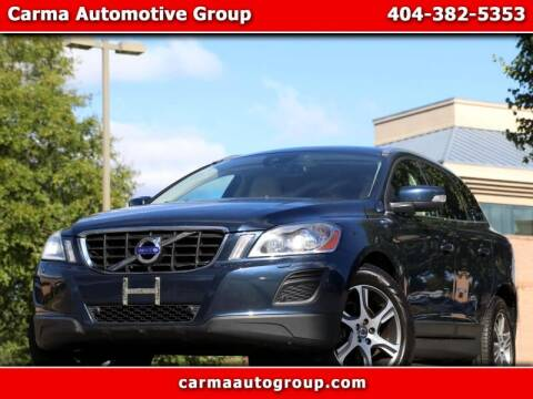 2013 Volvo XC60 for sale at Carma Auto Group in Duluth GA