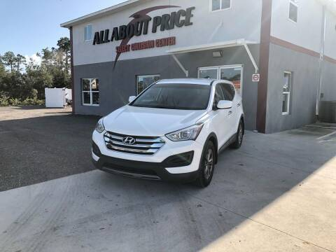 2015 Hyundai Santa Fe Sport for sale at All About Price in Bunnell FL