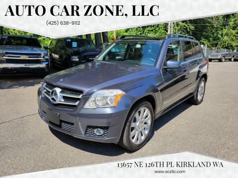 2011 Mercedes-Benz GLK for sale at Auto Car Zone, LLC in Kirkland WA