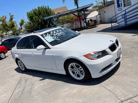 2008 BMW 3 Series for sale at Olympic Motors in Los Angeles CA