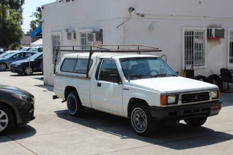 1994 Mitsubishi Mighty Max Pickup for sale at Car 1234 inc in El Cajon CA
