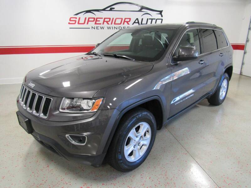 2014 Jeep Grand Cherokee for sale at Superior Auto Sales in New Windsor NY