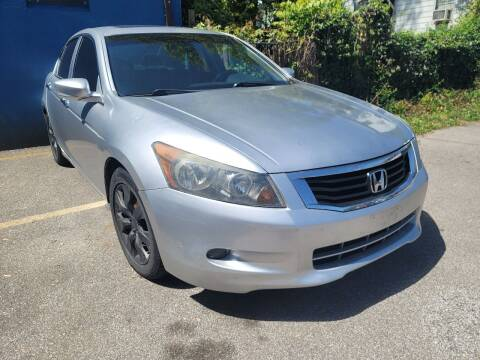 2008 Honda Accord for sale at Cincinnati Auto Haus in Cincinnati OH
