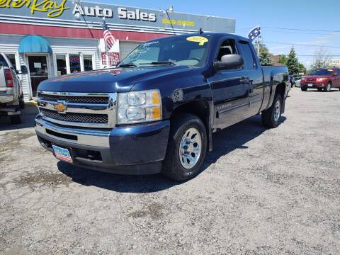 2011 Chevrolet Silverado 1500 for sale at Peter Kay Auto Sales in Alden NY