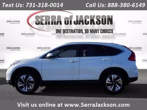 2016 Honda CR-V for sale at Serra Of Jackson in Jackson TN