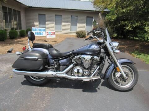 2015 Yamaha V-Star 1300 Tourer for sale at Blue Ridge Riders in Granite Falls NC